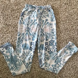 Agnes&Dora girls leggings size Large/XL(10)